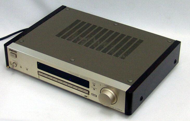 東京都江戸川区でSONY(ソニー)【ST-S333ESA】 AM/FMチューナー 中古品を買い取らせていただきました。