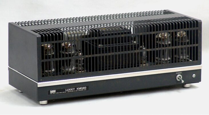 LUXMAN ラックスマン KMQ60 管球式ステレオパワーアンプ