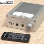 東京都台東区でaudio-technica【AT-HA35i】オーディオテクニカ iPod専用デジタルリンクヘッドホンアンプの買取をさせていただきました。