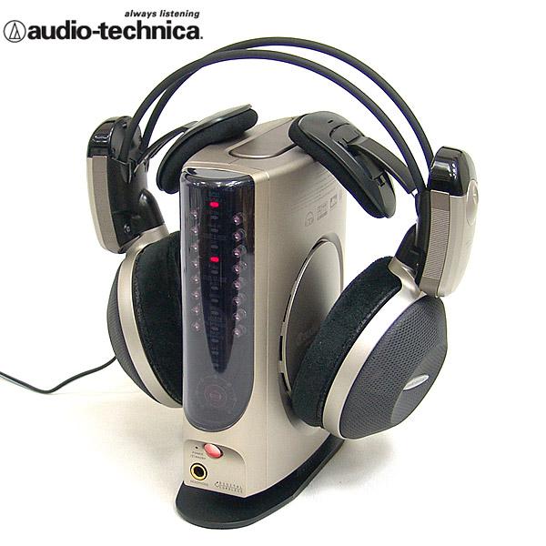 東京都江東区でaudio-technica【ATH-DCL3000】オーディオテクニカ デジタルコードレス ヘッドフォンシステムの買取をさせていただきました。