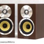 東京都目黒区でBowers&Wilkins【CM1-MW】B&W 2wayスピーカーシステム ペア ウェンジ の買取をさせていただきました。