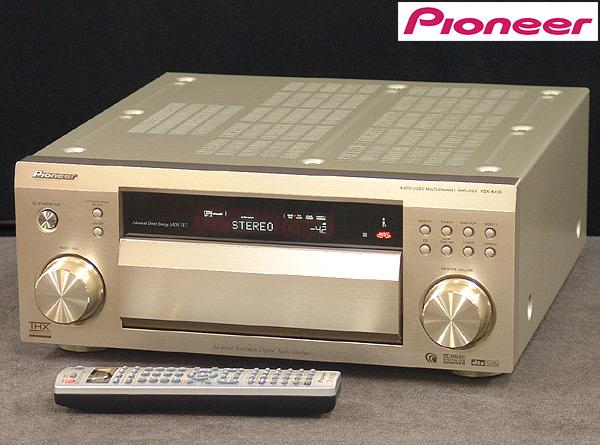 埼玉県和光市でPioneer【VSX-AX3i-N】パイオニア AVマルチチャンネルアンプの買取をさせていただきました。