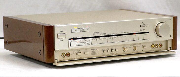東京都江東区でTechnics【SU-C5000】テクニクス ステレオコントロールアンプ/プリアンプ 中古品の買取をさせていただきました。