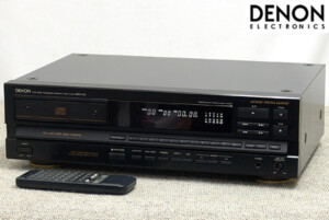 DENON【DCD1500】デノン CDプレーヤー