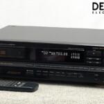 東京都板橋区でDENON【DCD-1500】デノン CDプレーヤー 中古品の買取をさせていただきました。