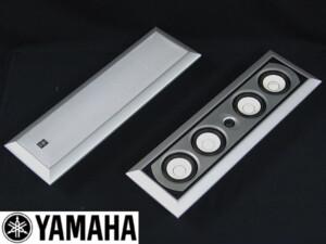 YAMAHA【NS-F101】ヤマハ 3ウェイ薄型スピーカー ペア