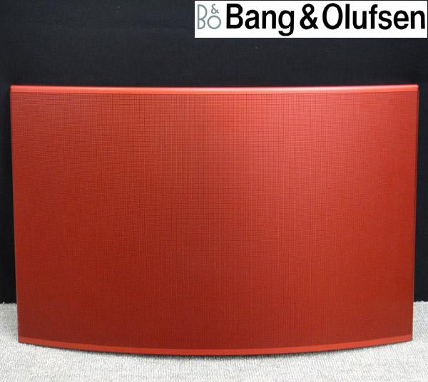 東京都北区でB&O バング&オルフセン BeoSound 1 ベオサウンドワン用スピーカーネット カバー レッドの買取をさせていただきました。
