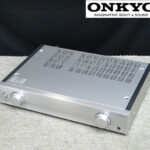 東京都中野区でONKYO【A-7VL(S)】オンキョー ステレオ・プリメインアンプの買取をさせていただきました。