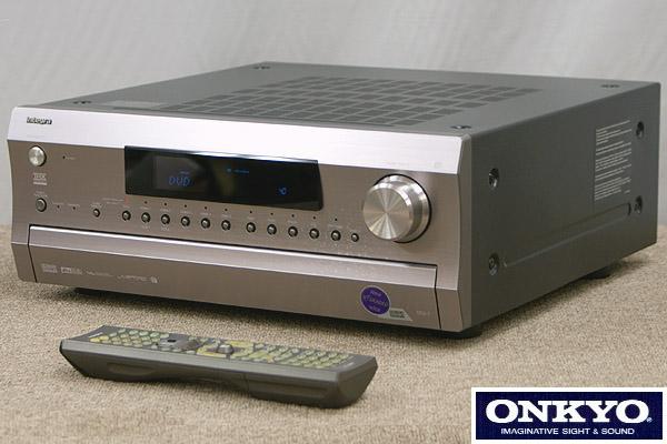 東京都中央区でONKYO【Integra DTX-7】オンキョー 7.1ch AVアンプの買取をさせていただきました。