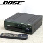 東京都北区でBOSE【RA-12】ボーズ ステレオレシーバー/チューナーアンプの買取をさせていただきました。