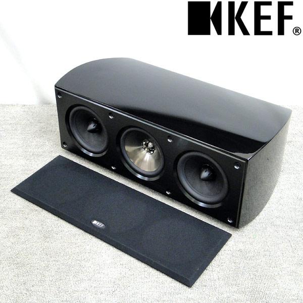 東京都板橋区でKEF【XQ50c】3ウェイ センターチャンネルスピーカーの買取をさせていただきました。
