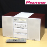 埼玉県和光市でPioneer【X-HA7DV】パイオニア DVD/MD ミニコンポーネントシステムの買取をさせていただきました。
