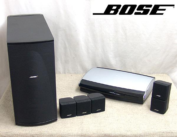 東京都豊島区でBOSE【LS-18II】ボーズ 5.1ch DVDホームエンターテイメント・システムの買取をさせていただきました。