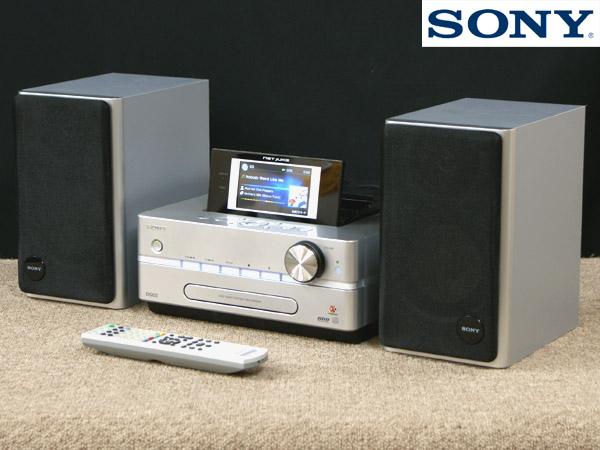 東京都台東区でSONY【NAS-D500HD】 ソニー NETJUKE HDD搭載ネットワークオーディオシステム 160GBの買取をさせていただきました。