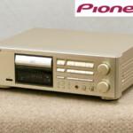 東京都千代田区でPioneer【D-07A】パイオニア ハイサンプリングモード搭載 DATデッキの買取をさせていただきました。