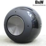 東京都豊島区でB&W【PV1】Bowers & Wilkins 球形アクティブサブウーファースピーカー ブラックの買取をさせていただきました。