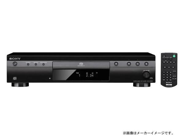 東京都墨田区でSONY【SCD-XE800】ソニー スーパーオーディオCD/CDプレーヤーの買取をさせていただきました。