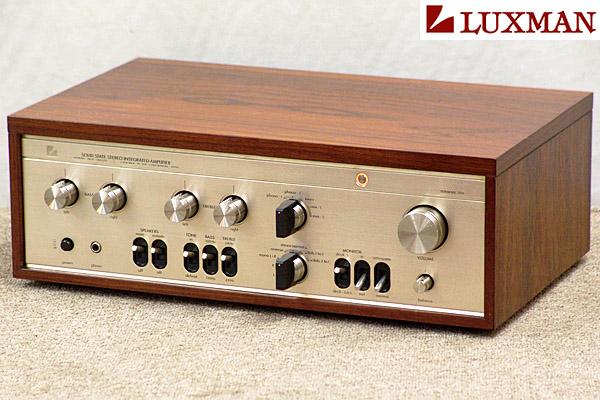東京都杉並区でLUXMAN【L-504】ラックスマン ステレオ・プリメインアンプの買取をさせていただきました
