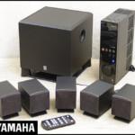 東京都品川区でYAMAHA【TSS-20】ヤマハ 5.1ch サラウンド・スピーカーシステムの買取をさせていただきました