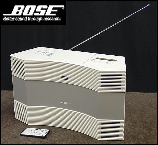 東京都江東区でBOSE【AWMS II】ボーズ アコースティック・ウェブ・ミュージックシステムII Acoustic Wave Music System II オールインワン・コンパクト Hi-Fiオーディオの買取をさせていただきました