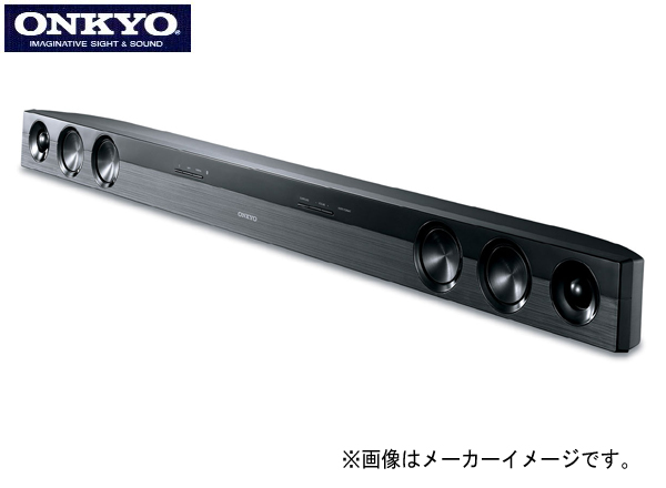 東京都杉並区でONKYO【SBT-100(B)】オンキョー サウンドバーシステムスピーカー Bluetooth機能搭載 iPhone、Androidスマートフォン対応 ブラックの買取をさせていただきました。