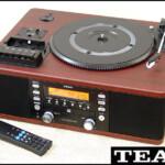 東京都台東区でTEAC【LP-R550USB-WA】ティアック ターンテーブル/ カセットプレーヤー付 CDレコーダー 限定ウォルナット仕上げの買取をさせていただきました