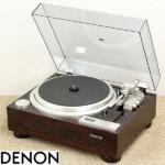 東京都板橋区でDENON【DP-59L】 デノン レコードプレーヤー オートリフトアップ アナログプレーヤーの買取をさせていただきました。
