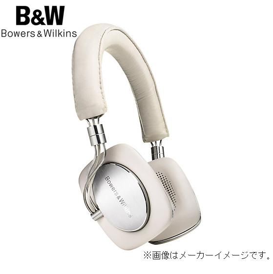 埼玉県川口市でB&W【P5】ダイナミック・ノイズ・アイソレーション用密閉型ヘッドホン マイク&コントローラー搭載 iPhone対応 ホワイトの買取をさせていただきました。
